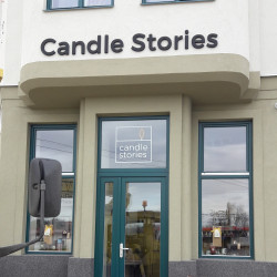 napis | Candle Stories